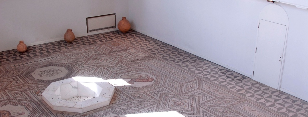 Römisches Mosaik Nennig