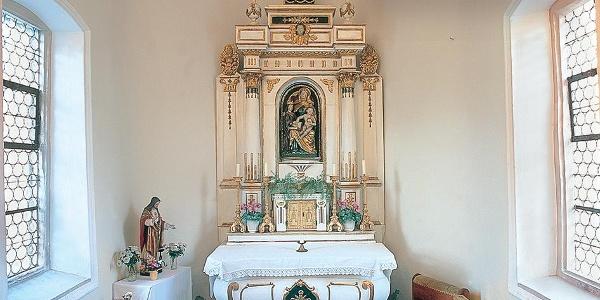 Anna-Kapelle, Scheidegg