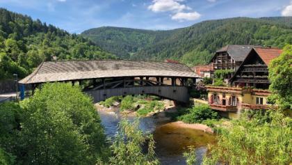 Forbach- Holzbrücke