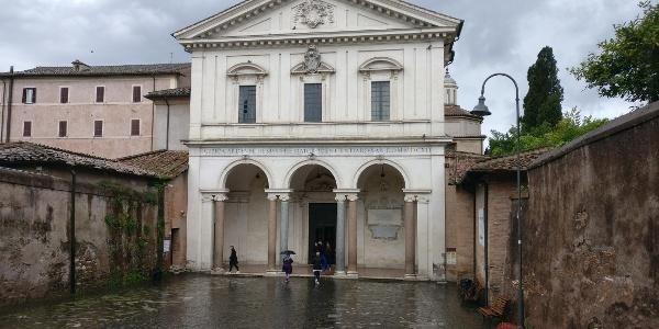 Roma - Basilica di San Sebastiano Fuori le Mura
