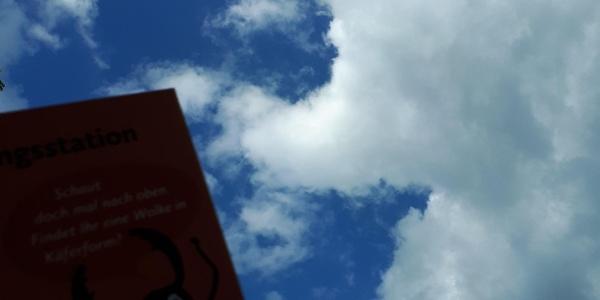 Wolkenbeobachtungsstation