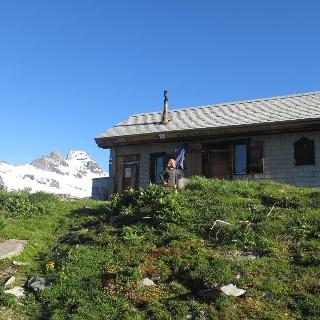Panixerpasshütte