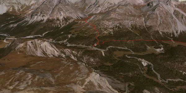 Bergtour in Graubünden: Süsom Givè - Chaschlot - Valbella - Süsom Givè