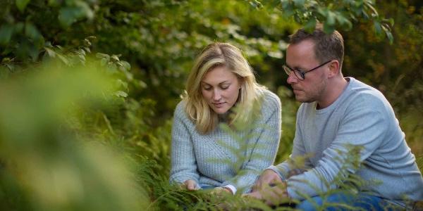 Natur erleben auf dem Kyrill-Pfad im Schmallenberger Sauerland