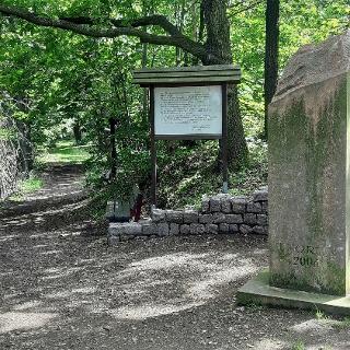 Stele Castell Thorun