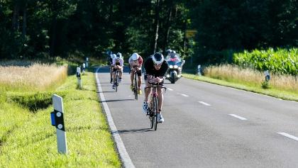 Radstrecke Challenge Roth