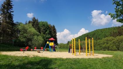 Spielplatz in Trautenstein