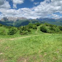 Kolovrat view