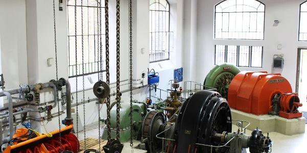 Kraftwerk Wienerbruck, Stierwaschboden