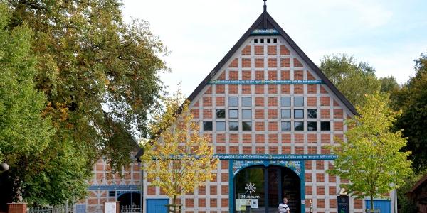 Eingang Rundlingsmuseum Lüblen