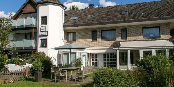 Haus am Wasserfall, Detmold-Berlebeck