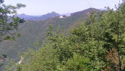 Monte Rosa / Montallegro