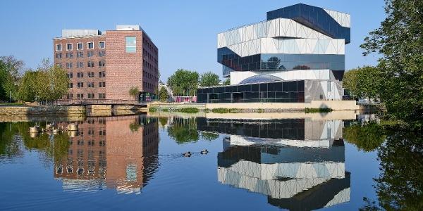experimenta Heilbronn - das größte Science Center in Deutschland   HeilbronnerLand