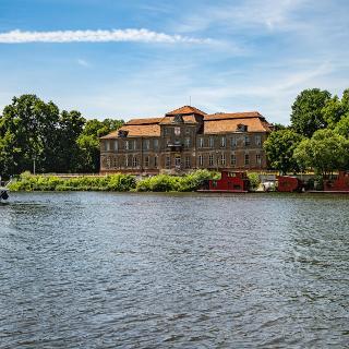 Schloss Plaue / Plauer See