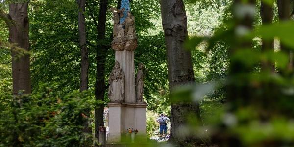 A fallóskúti Mária-kegyhely