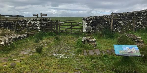 Knag Burn Gate