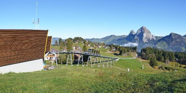 Standseilbahn Schwyz-Stoos