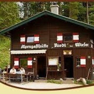 Wilder Kaiser Riedelhütte