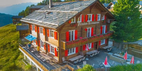 Hotel Alpenblick Gspon