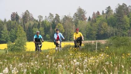 Der Thurgau ist ideales Fahrrad-Land!