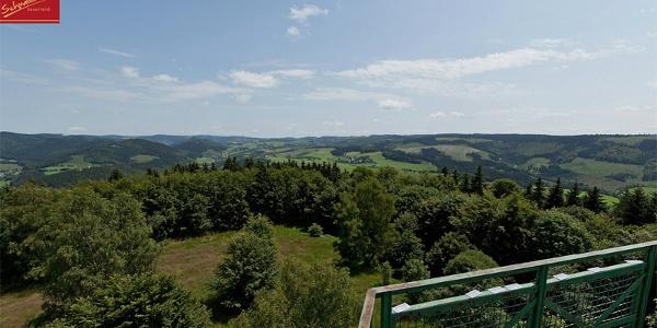 Ausblick Wilzenbergturm