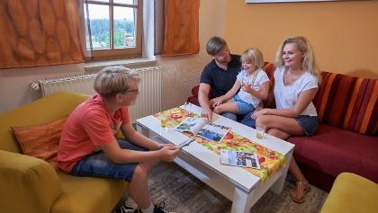 Ferienwohnung im Vogtland