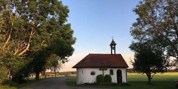 Kapelle in Unterwarlins