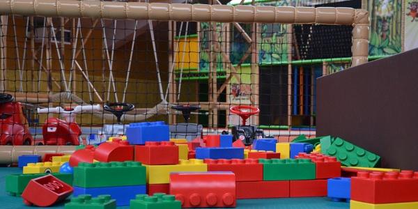 U3 Bereich Legosteine