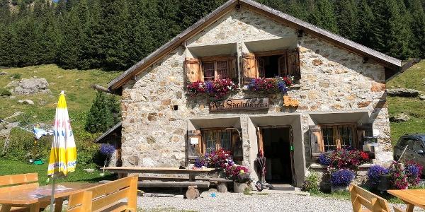 Alp Sardona im Calfeisental