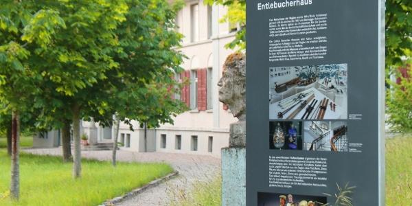 Das Entlebucher Haus - Eine von 15 Stationen entlang des Kulturweges