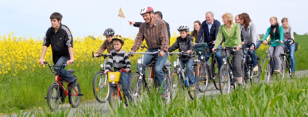 Radfahren im Kreis Soest - Soester Börde