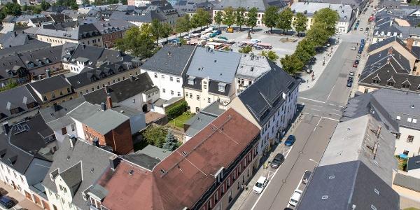 Historische Altstadt Marienberg