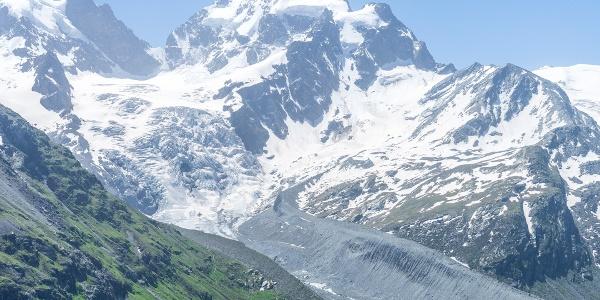 Vadret da Tschierva (Glacier)