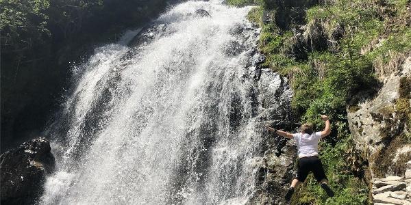 Egger - Wasserfall