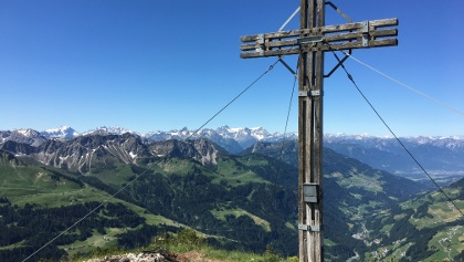 Blasenka Gipfelkreuz