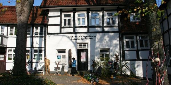 Museum für Kindheits- und Jugendwerke bedeutender Künstler in Halle Westfalen