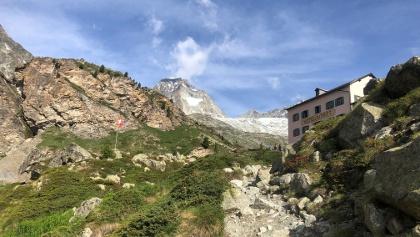 First day in Zermatt