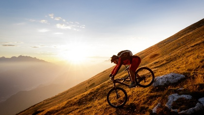 Slovenia Alpine Cycling route