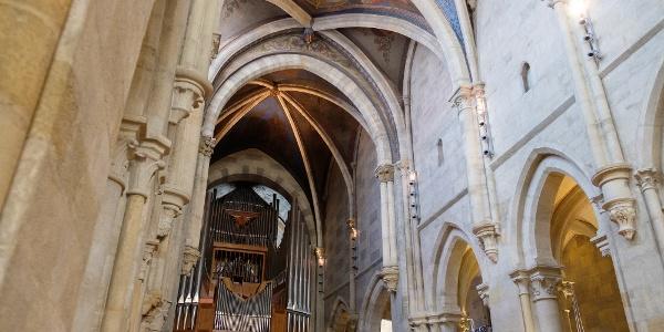 A Pannonhalmi Bencés Főapátság temploma