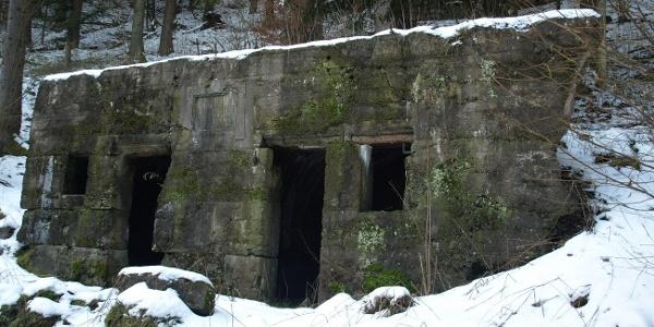 ancien bunker