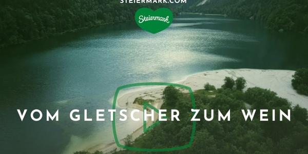 """Wanderroute """"Vom Gletscher zum Wein""""   Weitwanderweg Steiermark"""