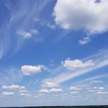 Tolle Wolkenstimmung