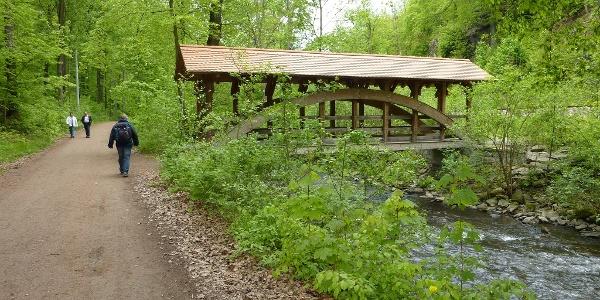 Rabenauer Grund - Semmelstegbrücke