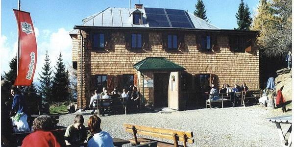 Steinplan Schutzhaus