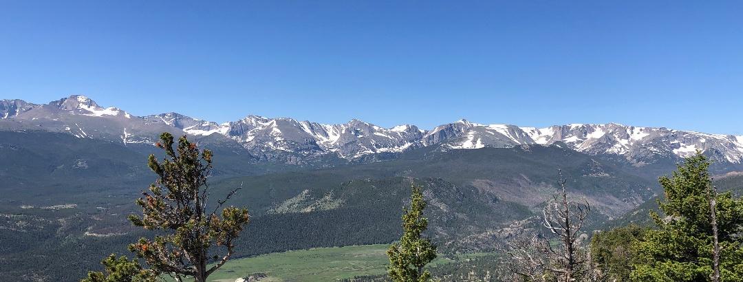 Colorado Hiking: Rocky Mountain National Park
