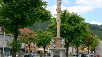 St. Leonhard im Lavanttal, Pestsäule