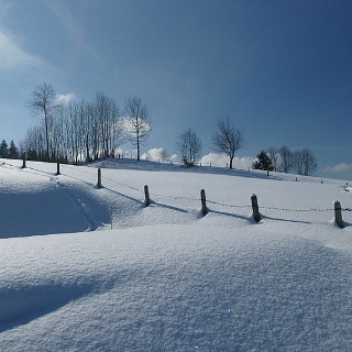 Alberschwende im Winter