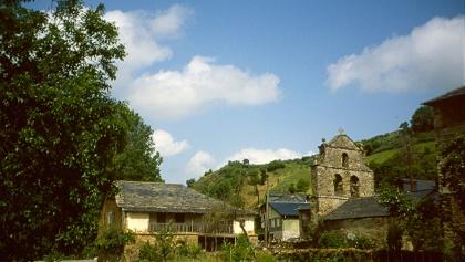 Portela: Kirche