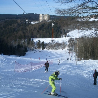 Skicentrum am Brande Hohegeiß