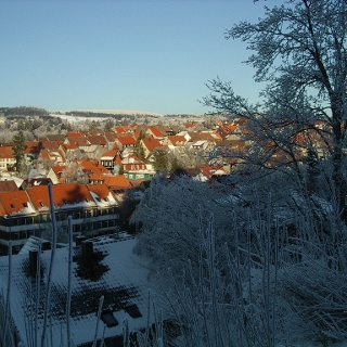 Sankt Andreasberg im Winter